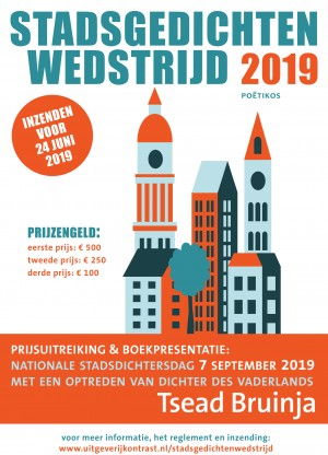 NEW poster stadsgedichtenwedstrijd 2019-10