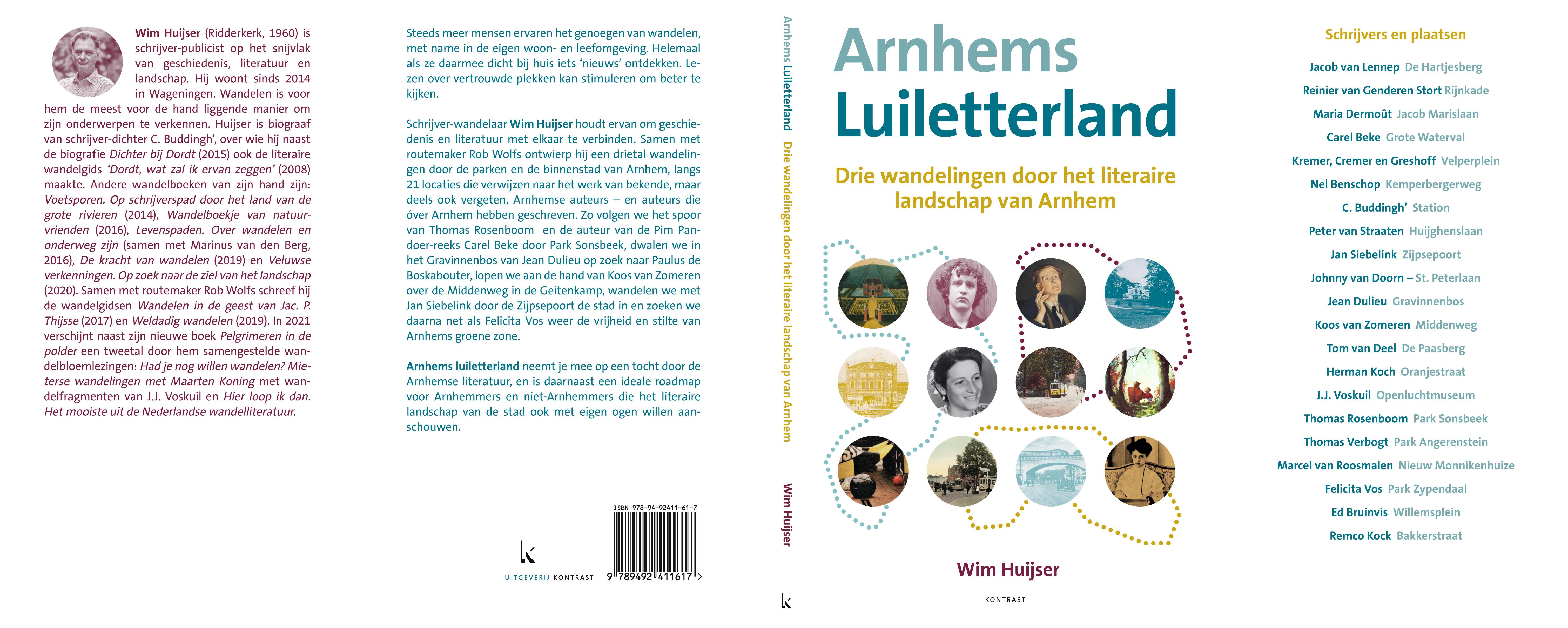 DEF_cover Arnhems Luiletterland_Wim Huijser.indd